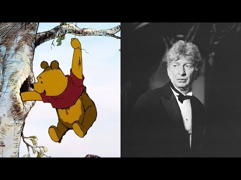 Winnie the Pooh 1977 Voice Actors Cast and Characters