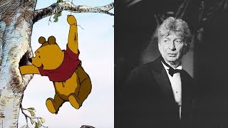 Winnie the Pooh (1977) Voice Actors Cast and Characters