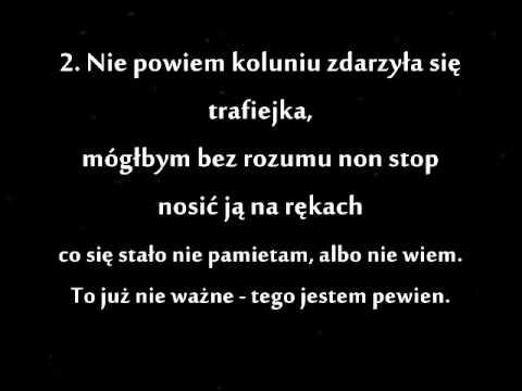 Sobota - Była Ideałem.+ tekst.