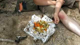 Bushcraft Meal: Hobo Dinner
