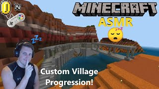 ASMR Gaming: Relaxing Minecraft Realm Tour / Update! (Whispered)