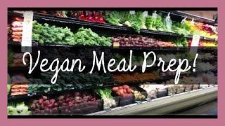 Vegan Meal Prep - 3 Simple & Healthy Lunch Ideas!