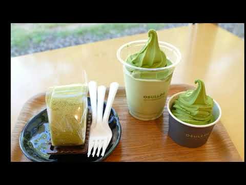 Beautiful Jeju Island - Osulloc Tea Museum 4K
