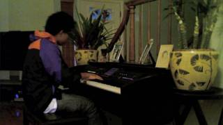 Secret Lover by Clyde Carson ft. Rico Love Piano Cover