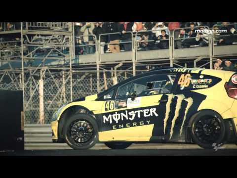 Rossi Wins 2015 Monza Rally