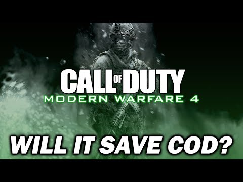 "Will Modern Warfare 4 ""Save"" Call of Duty?"
