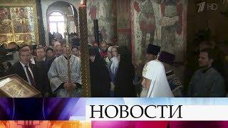 Православные отмечают один из главных и самых древних христианских праздников - Благовещение.