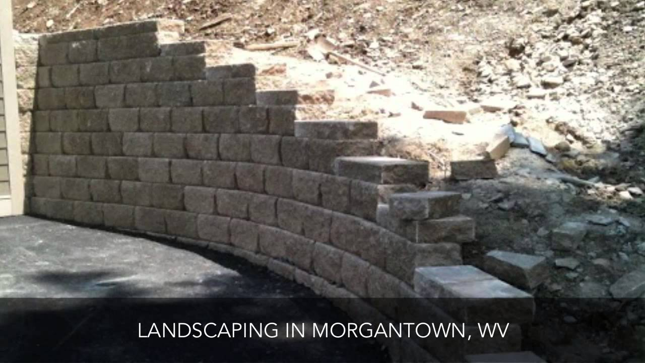 affordable landscaping supplies landscaping morgantown wv youtube