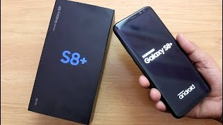 Hindi I Samsung Galaxy S8+ Unboxing and Review