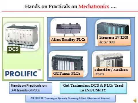 PLC Training, SCADA Training, DCS Training Courses, Plc Jobs