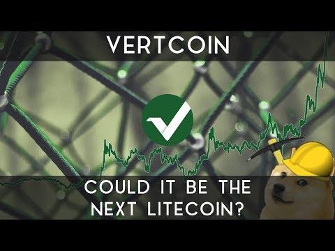 VERTCOIN | Is it the next Litecoin?