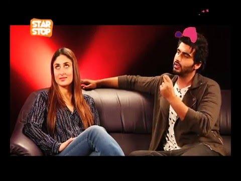Kareena Kapoor and Arjun Kapoor get naughty| Exclusive | Ki and Ka
