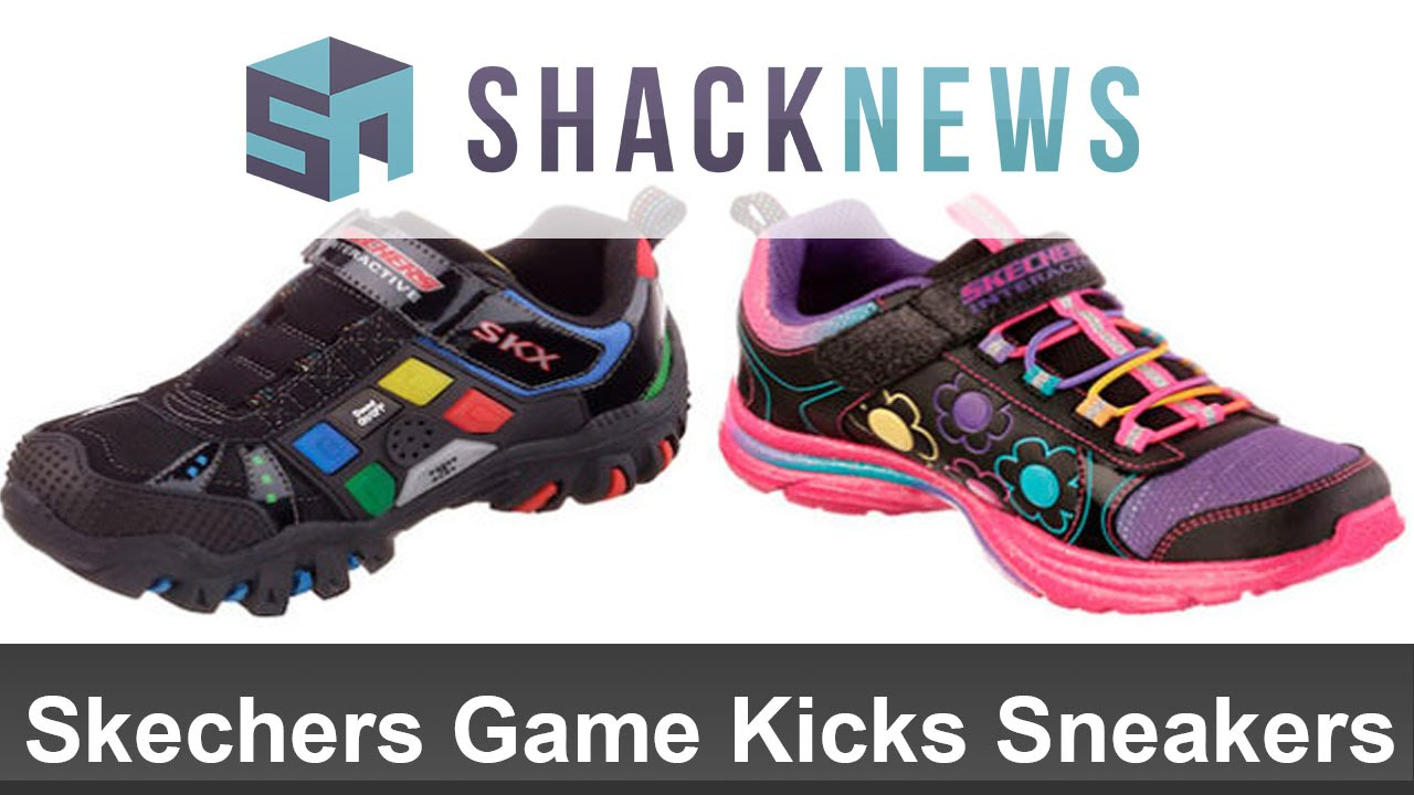 CES 2015: Skechers Game Kicks Sneakers