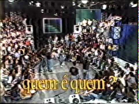 CARECAS DO SUBÚRBIO NO PROGRAMA LIVRE -1993 PARTE 1