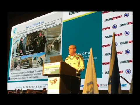"From Military ""Jointness"" to Fusion - Col. Eran Ortal"
