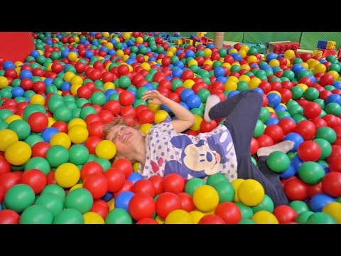 [VLOG] Fun indoor - Indoor playground fun