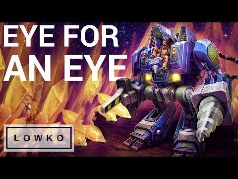 StarCraft 2: EYE FOR AN EYE! (INnoVation vs soO)