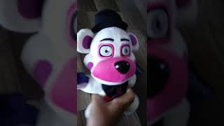 Fnaf sister location join us for a bite plush version