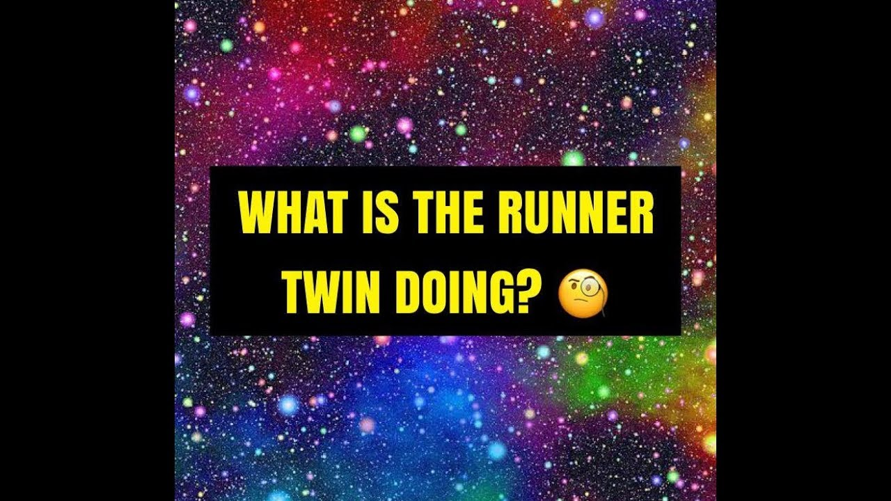 RUNNER TWIN FLAME READ  what are they thinking/ doing? (END OF JULY)