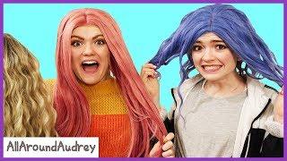 24 Hours Wearing Wigs - In Public / AllAroundAudrey