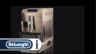 How to Descale Your De'Longhi PrimaDonna S DeLux ECAM 28.465 AU Coffee Machine