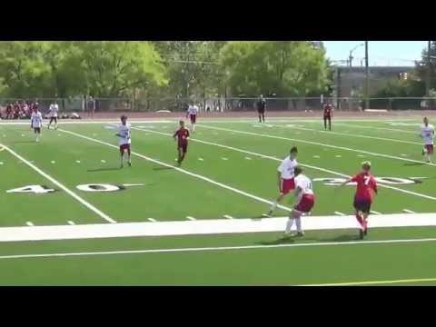 Regis Soccer vs Spellman 8-29-2014