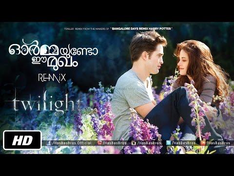 Ormayundo Ee Mukham Trailer Remix Twilight | HasBasRemix