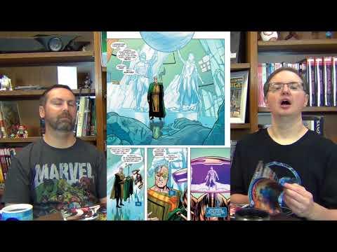 Comics Are Awesome #12: Marvel Legacy vs Batman: Murder Machine!