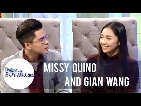 TWBA: Gian confesses to Missy