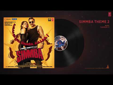 Simba Full Song Theme2 Ranveer Singh 😘😘😘😘😘