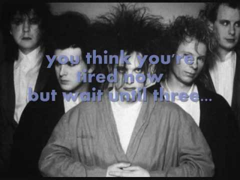 The Cure Lets Go To Bed edit
