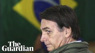 Jair Bolsonaro's provocative views in six clips