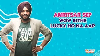 Amritsar se? Wow Kitne Lucky Ho Na Aap | Standup Comedy by Manpreet Singh | Comedy Munch