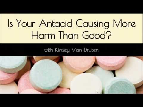 Is Your Antacid Causing More Harm Than Good?