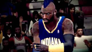 NBA 2K12 PC My Player - [13th game] Short Intro