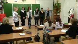 Эвелина Хромченко о балетках в школе