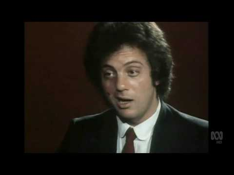 Countdown (Australia)- Molly Meldrum Interviews Billy Joel- May 3, 1981