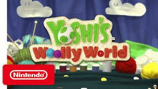 Download Yoshi's Woolly World - Game Trailer for PAX 2015 Mp3 and Videos