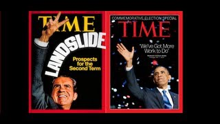 Obama compared to Nixon? Watch this 2 THE END 4 a SURPRISE comparison! #tcot