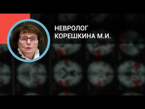 Невролог Корешкина М.И.: Основы практической неврологии: моно- и полинейропатии