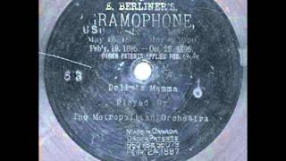unk  pomona waltz  berliner 78 1897