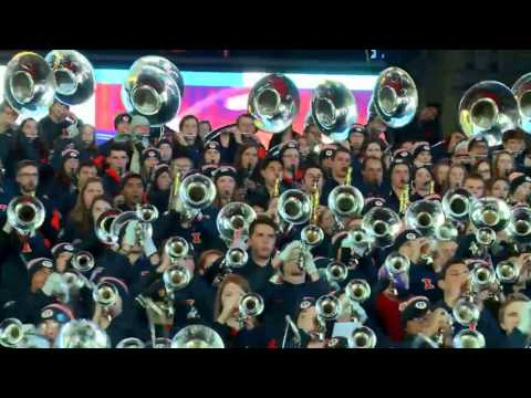 Marching Illini March to Macy's: Times Square Pep Rally | November 25, 2015