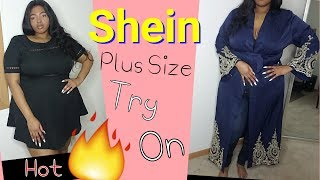 e086b00f5 shocked what is this paper shein plus size try on haul