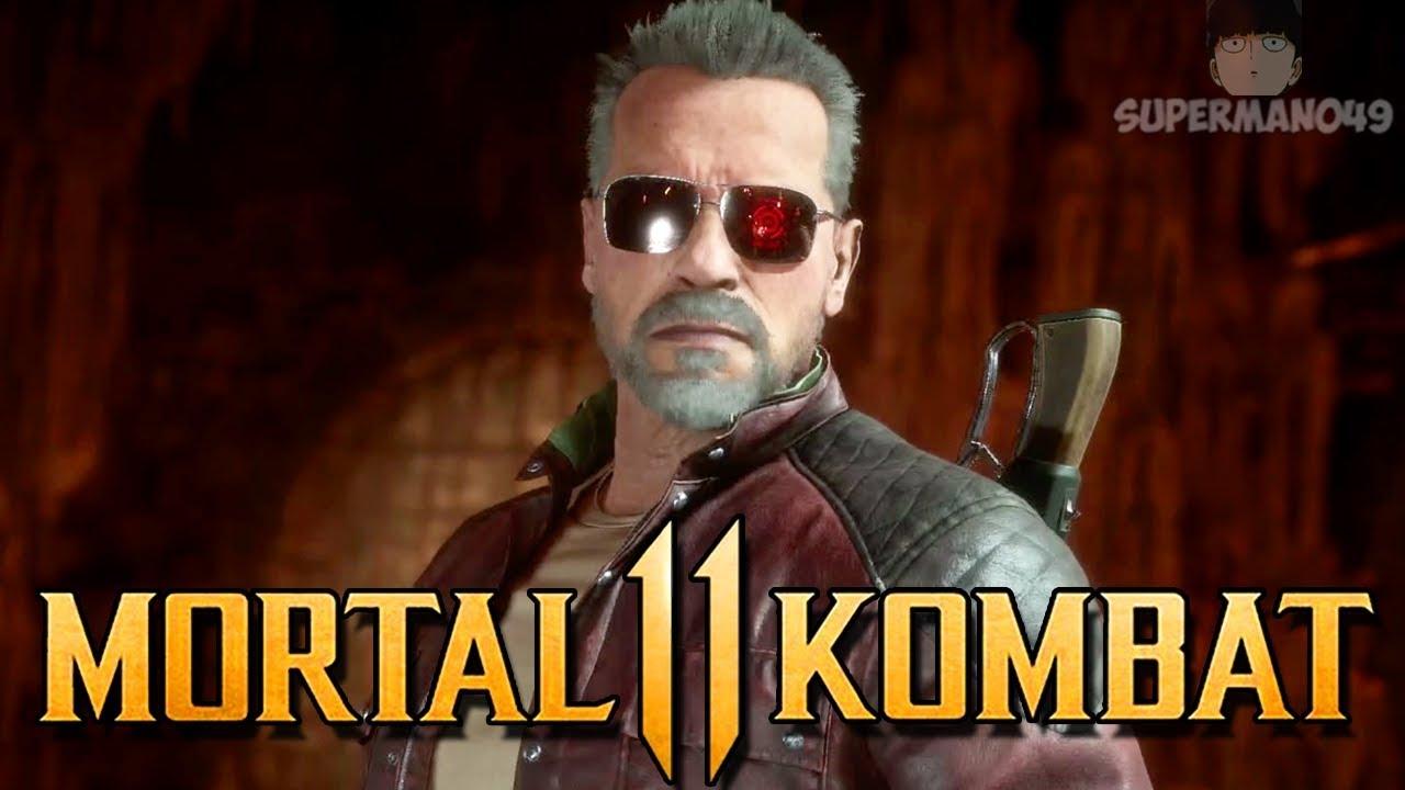 Terminator 2 Story
