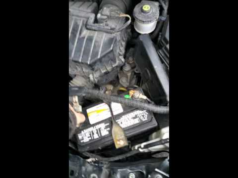 1997 Honda Civic Ex Fuse Box Diagram 95 Mustang Gt Stereo Wiring 2008 Alternator Doesn T Charge Battery Youtube