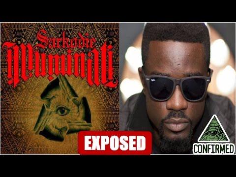 Sarkodie illuminati occult symbolism illuminati album Exposed