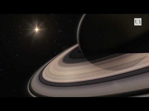 Cassini, Rendez vous avec Saturne