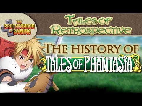Tales of Phantasia || Tales of Retrospective
