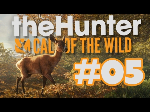 |GER|Let´s Play The Hunter - Calling of the Wild #05 Ich und mein Mais