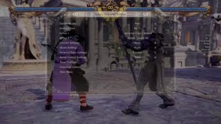 SOULCALIBUR™Ⅵ the first few frames of reversal edge have tracking
